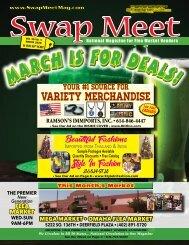 Swap Meet Magazine March 2020