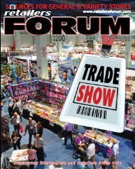 Retailers Forum Magazine March 2020