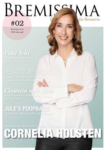 BREMISSIMA Magazin | März-April 2020