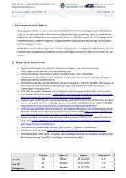 Richtlinie AKH Coronavirus SARS-CoV2 (COVID-19) AKH-KHH-RL-101