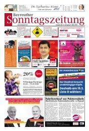 2020-03-01 Bayreuther Sonntagszeitung