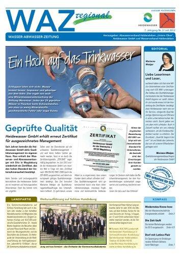 Sachsen-Anhalt steckt voller außergewöhnli - Heidewasser GmbH