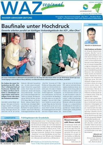 Mittelalter bis zur - Heidewasser GmbH