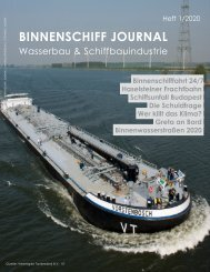BINNENSCHIFF JOURNAL 2020-1