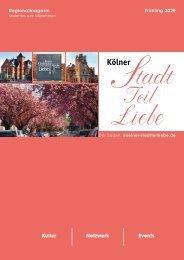 Kölner Stadtteilliebe Frühling 2020