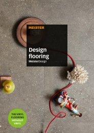 Design flooring MeisterDesign
