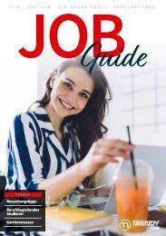 TRENDYone - Job Guide Frühjahr 2020 - Ulm