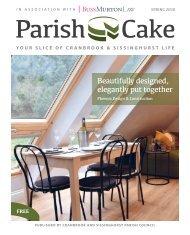 Parish Cake - Spring 2020