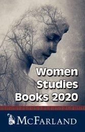 Women's Studies Flipbook 2020