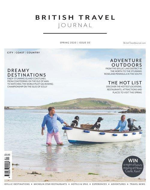 British Travel Journal   Spring 20
