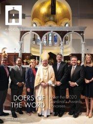 Angelus News | February 28, 2020 | Vol. 5 No. 8