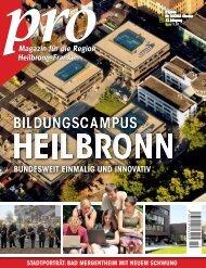 PHÖNIX - Wirtschaftsregion Heilbronn - Franken