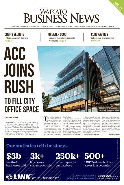 Waikato Business News February/March 2020