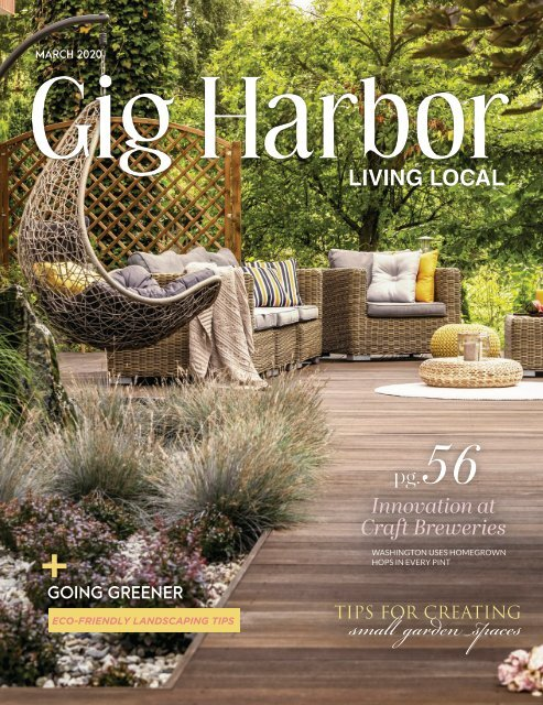 March 2020 Gig Harbor Living Local