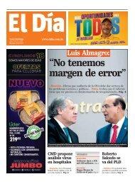 Edición impresa 03-03-2020