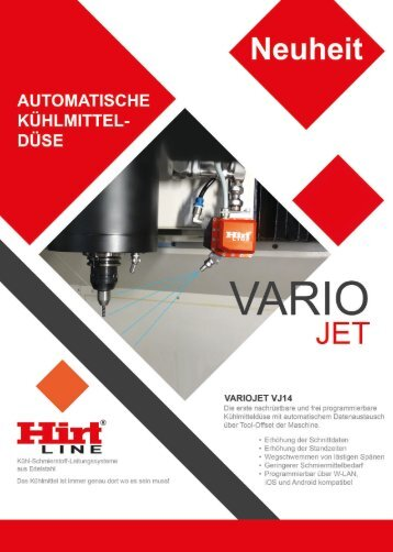 Hirt-Line VarioJet