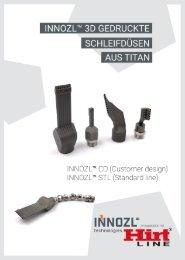 INNOZL™ 3D-Kühldüsen