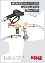 Hirt-Line Profi Mixing Device Tafan 5000