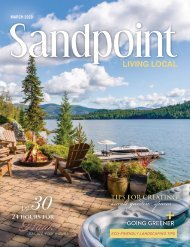 March 2020 Sandpoint Living Local