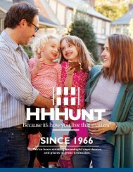 HHHunt Marketing Deck