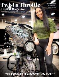 Twist n Throttle Magazine March 2020 Volume 2 Issue 3