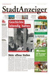 Stadtanzeiger Coesfeld kw 10