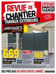 Brico Depot 27300 Carsix Bernay Carrefour De Malbrouk Rn 13 Rn138 Bernay Catalogue Et Promos