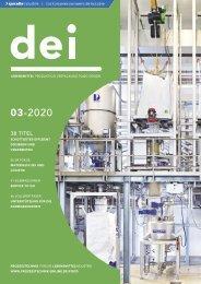 dei – Prozesstechnik für die Lebensmittelindustrie 03.2020