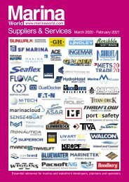 2020-2021 Suppliers & Services