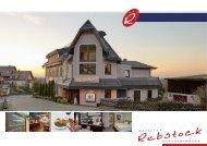 Rebstock Kappelwindeck | Unser  Hausprospekt