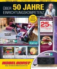 2020/10 - Möbel Borst 04.03. - 09.03.2020
