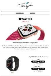 Apple Watch Series 5 & Nike