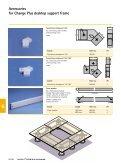 Desktop support frame Change Plus - Hettich - Page 5