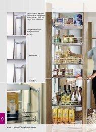pantry system - Hettich