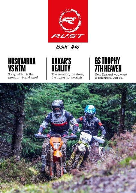 RUST magazine: RUST #45