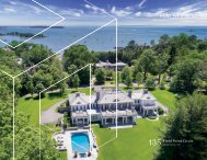 The Grande – Halstead's Premier Listing Showbook – 135 Field Point Circle – Greenwich, CT