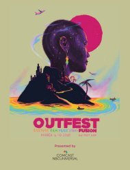 OUTFEST FUSION 2020 GUIDE