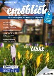 Emsblick Haren - Heft 55 (März/April 2020)