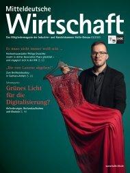 Mitteldeutsche Wirtschaft Ausgabe 03/2020