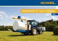 ES | Envolvedora de pacas redondas | G1015 | Goeweil