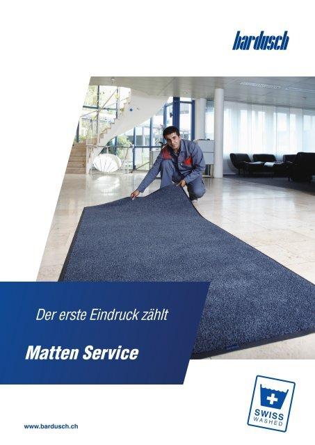 Matten-Service