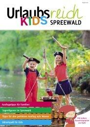 Urlaubsreich Kids Magazin 2020
