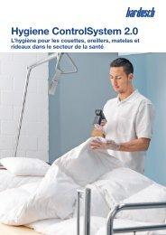 Hygiene ControlSystem 2.0