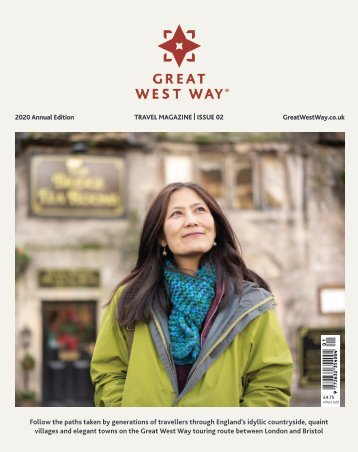 Great West Way® Travel Magazine | 2020