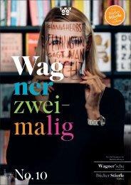 Wagnersche - Stierle Magazin No. 10