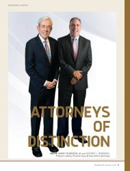 Orange Coast Mag - Attorneys of Distinction 2019