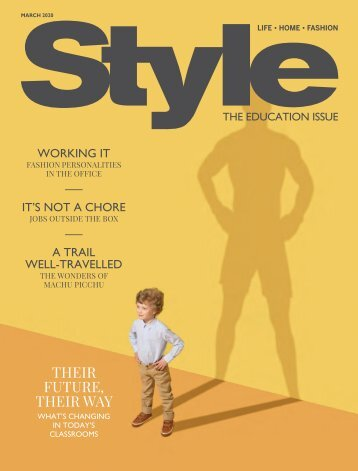 Style: March 06, 2020