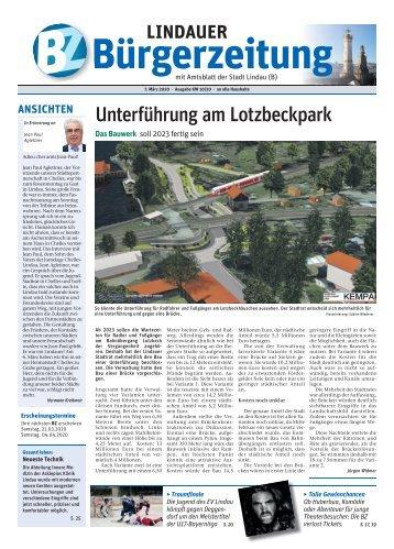 07.03.2020 Lindauer Bürgerzeitung