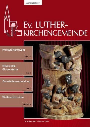 Lebendige Gemeinde - lukiju.de