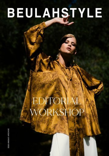 SS20 AW20/21 March Editorial Workshop